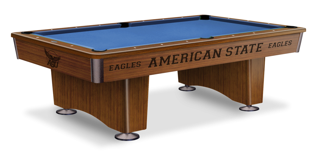 Commercial affinity gamerooms for Oak beauty pool table