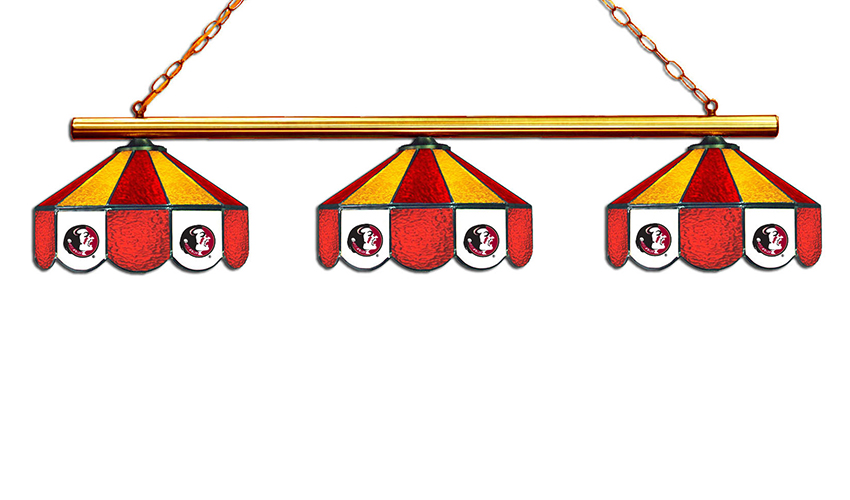 Florida State University Hanging Lamps