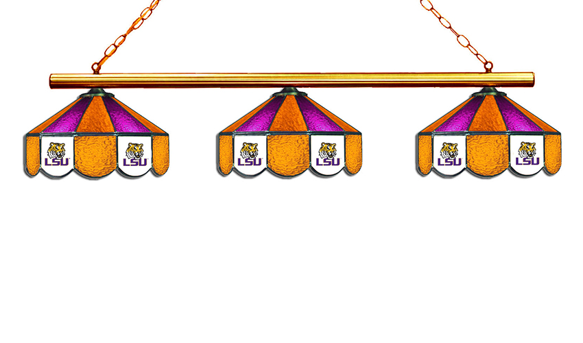 Louisiana State University Hanging Lamps