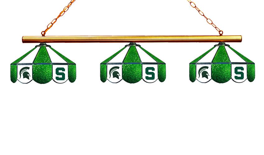 Michigan State University Hanging Lamps