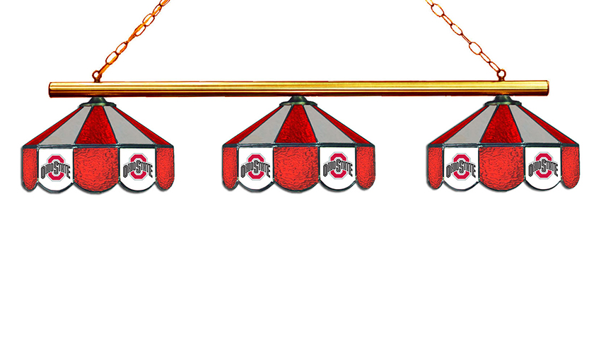 Ohio State University Hanging Lamps
