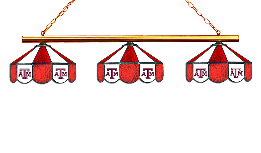 Texas A&M University Hanging Lamps
