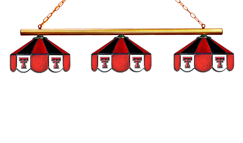 Texas Tech University Hanging Lamps