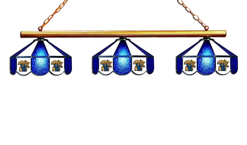 University of Kentucky Hanging Lamps