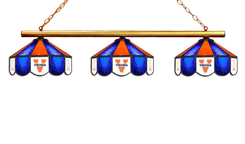 University of Virginia Hanging Lamps