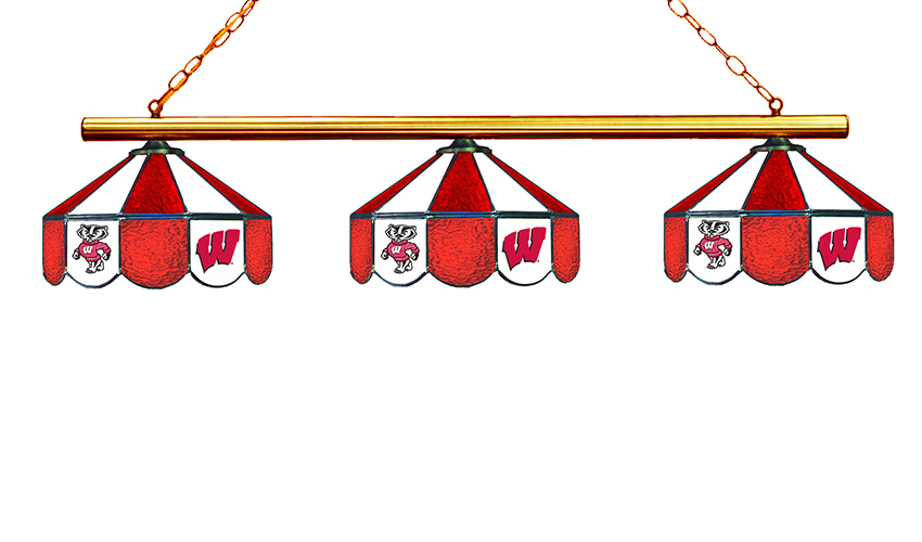 University of Wisconsin Hanging Lamps