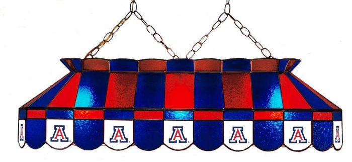 University of Arizona Hanging Lamps