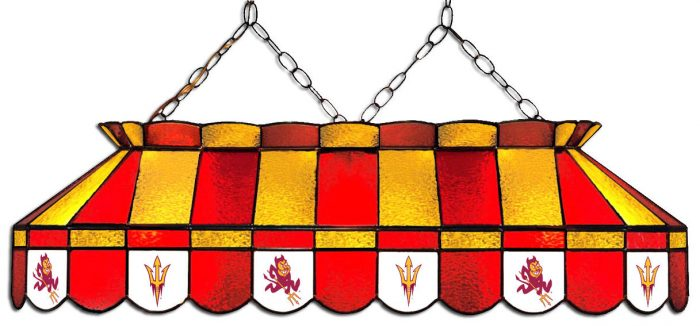 Arizona State University Hanging Lamps