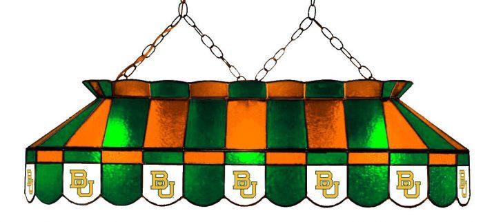 Baylor University Hanging Lamps