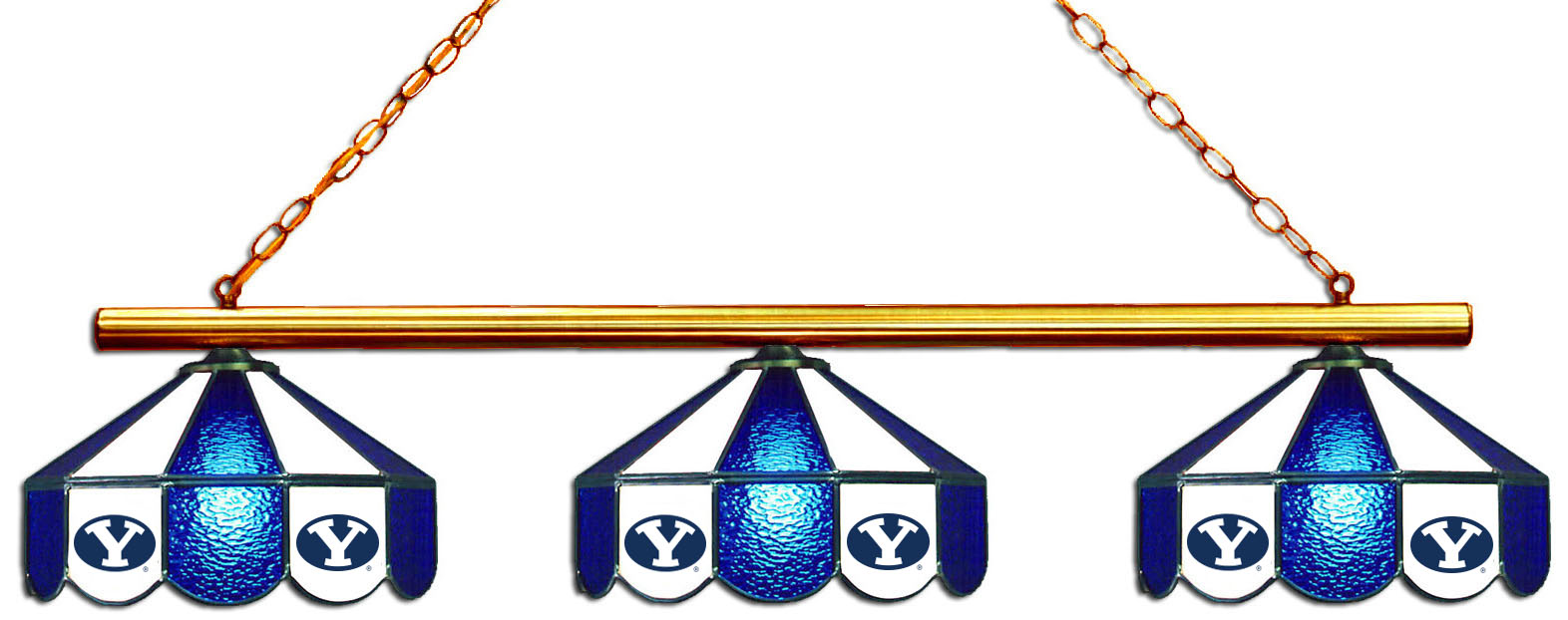 Brigham Young Hanging Lamps