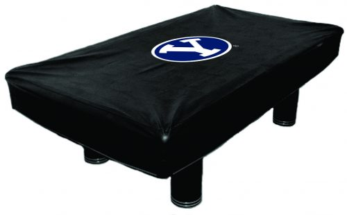 Brigham Young Billiard Table Cover