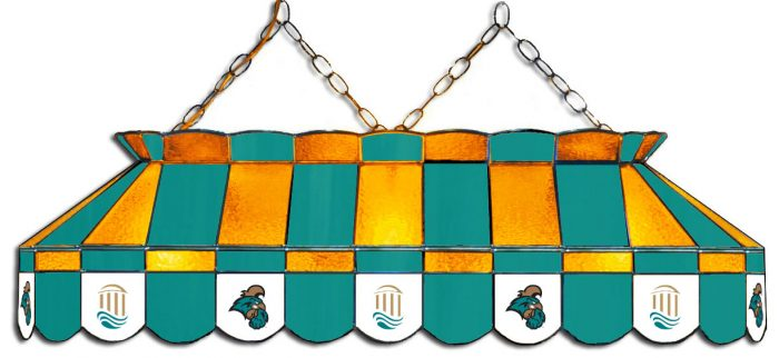 Coastal Carolina University Hanging Lamps