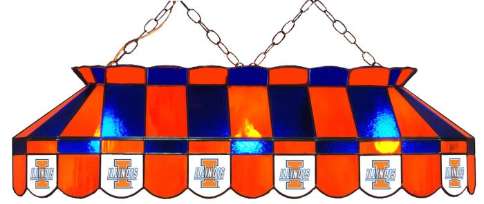 University of Illinois Hanging Lamps