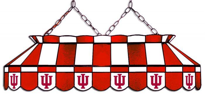 Indiana University Hanging Lamps