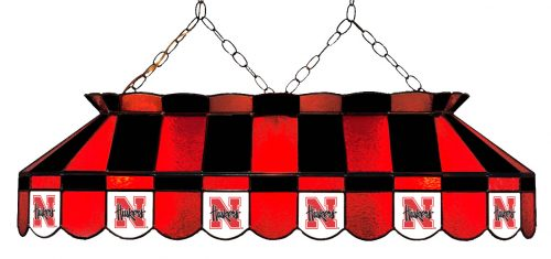 University of Nebraska Hanging Lamps