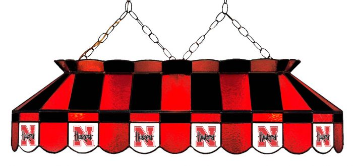 University of Nebraska Hanging Lamps