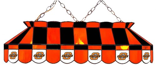 Oklahoma State University Hanging Lamps