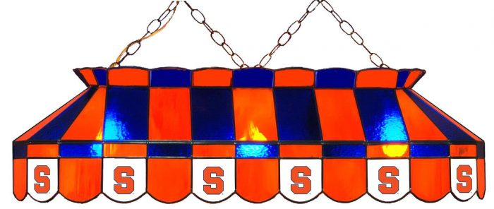 Syracuse University Hanging Lamps