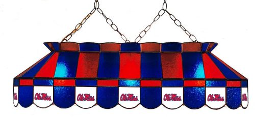 University of Mississippi Hanging Lamps