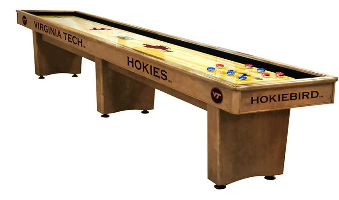 Virginia Tech Shuffleboard ($3,999 - $7,099)