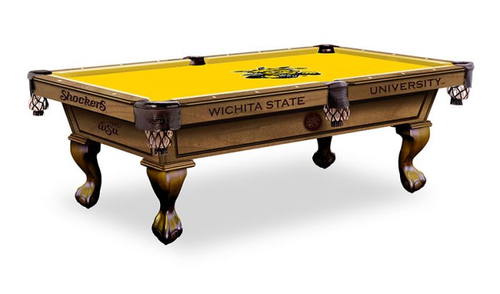 Wichita State University Pool Table ($3,999 - $4,599)
