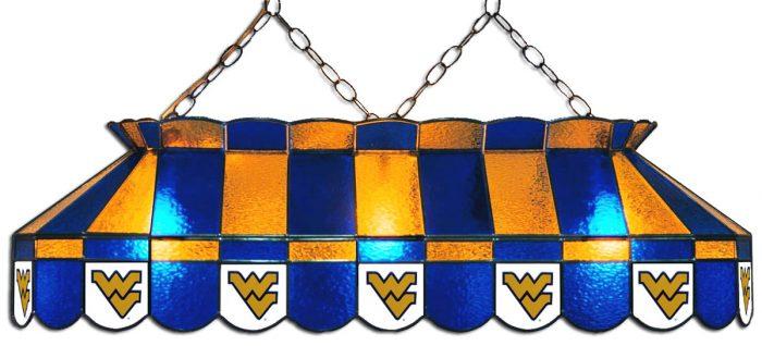 West Virginia University Hanging Lamps