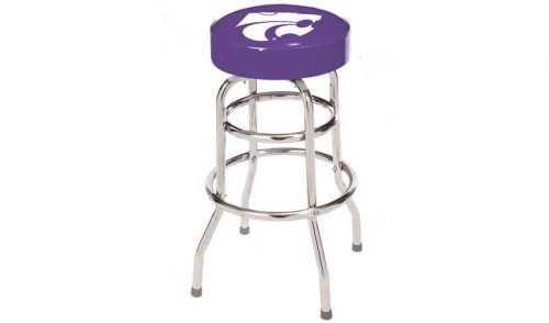 Kansas State University Bar Stool