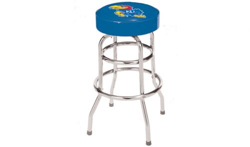 Kansas University Bar Stool