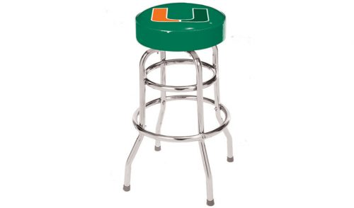 University of Miami Bar Stool