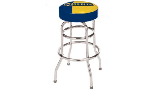 University of Michigan Bar Stool