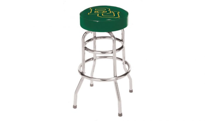 Baylor University Bar Stool