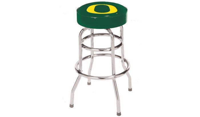 University of Oregon Bar Stool