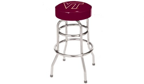 Virginia Tech Bar Stool