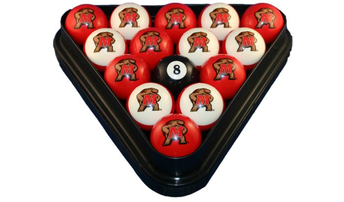 University of Maryland Billiard Ball Set