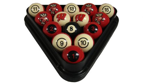University of Wisconsin Billiard Ball Set