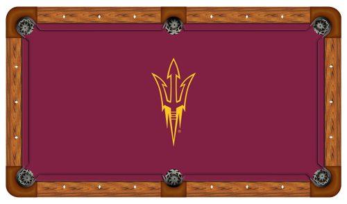 Arizona State University Logo Billiard Cloth