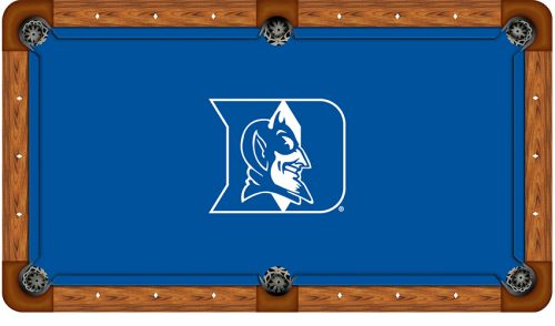 Duke University Logo Billiard Cloth