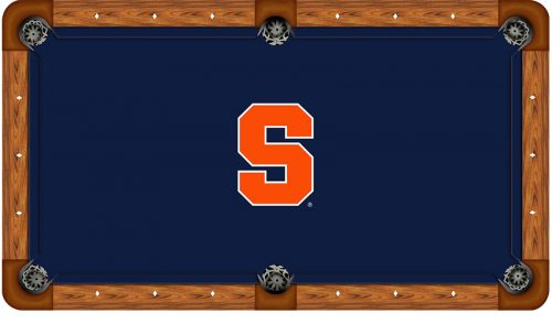 Syracuse University Logo Billiard Cloth