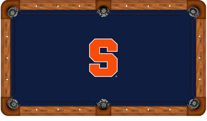 Syracuse University Logo Billiard Cloth
