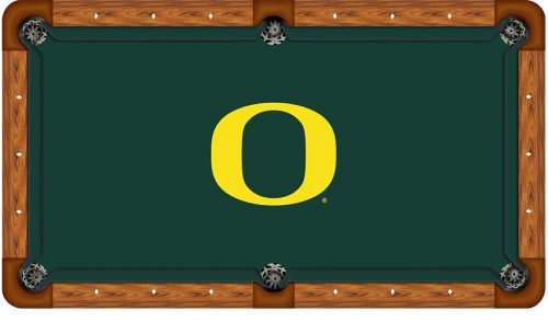 University of Oregon Logo Billiard Cloth