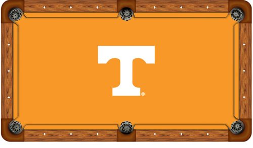 University of Tennessee Logo Billiard Cloth