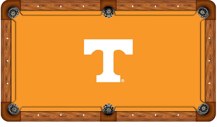 University of Tennessee Logo Billiard Cloth