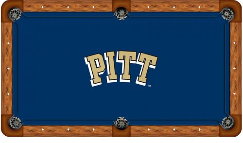University of Pittsburgh Logo Billiard Cloth