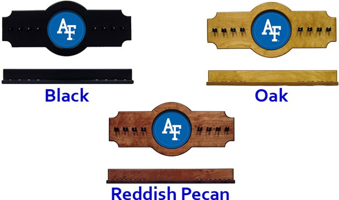 Air Force Academy Cue Rack