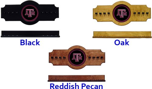 Texas A&M University Cue Rack