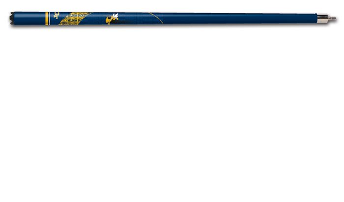 Georgia Tech Cue Stick