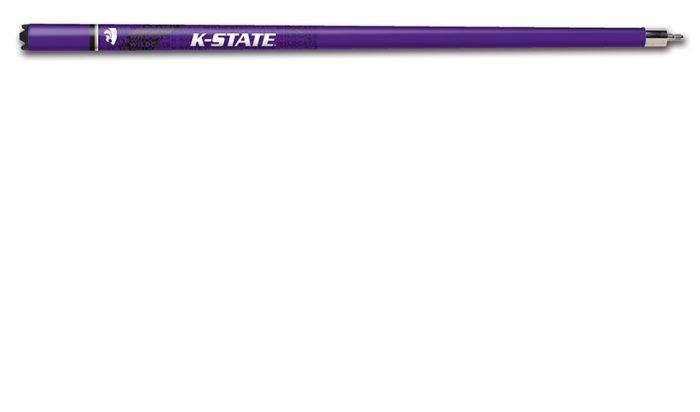 Kansas State University Cue Stick