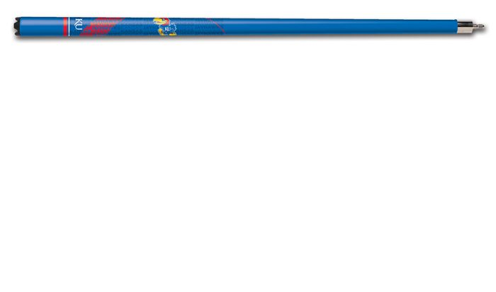 Kansas University Cue Stick