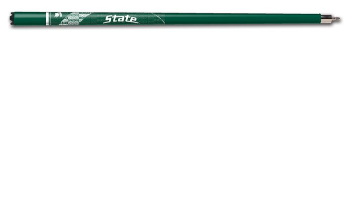 Michigan State University Cue Stick
