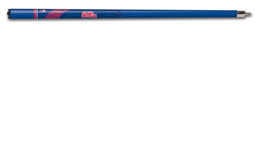 University of Mississippi Cue Stick